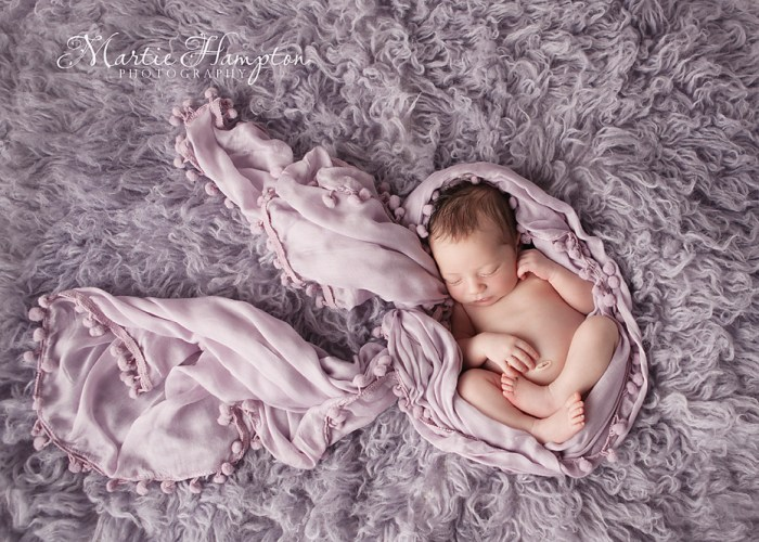 infant girl baby beautiful newborn photographer