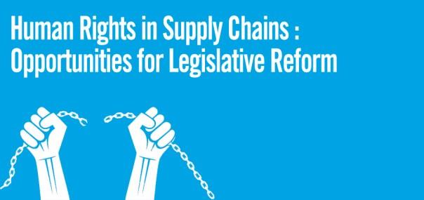 Supply Chain Reform