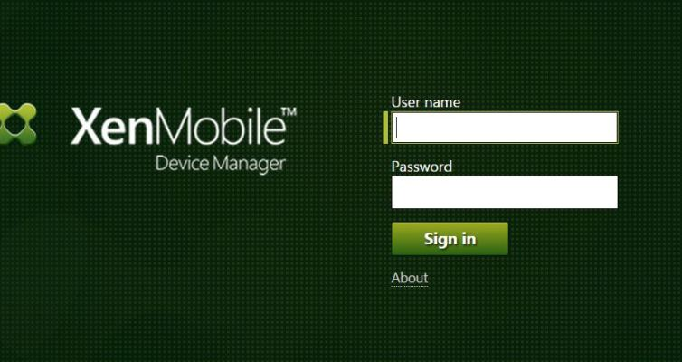 How to Patch XenMobile Device Manager and check the result