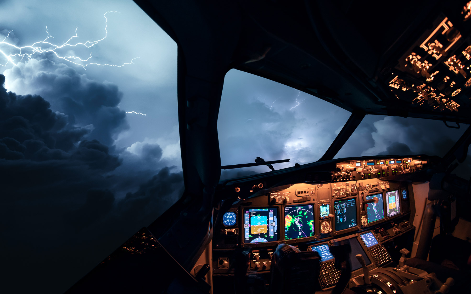 Thunderstorms in Aviation