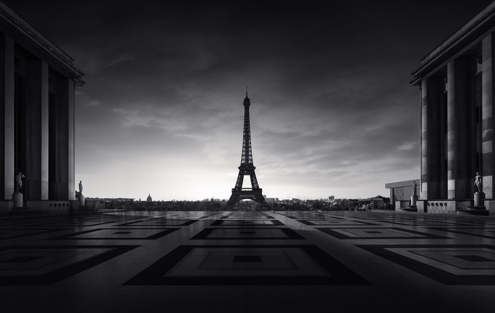 Fine art architecture photography Paris