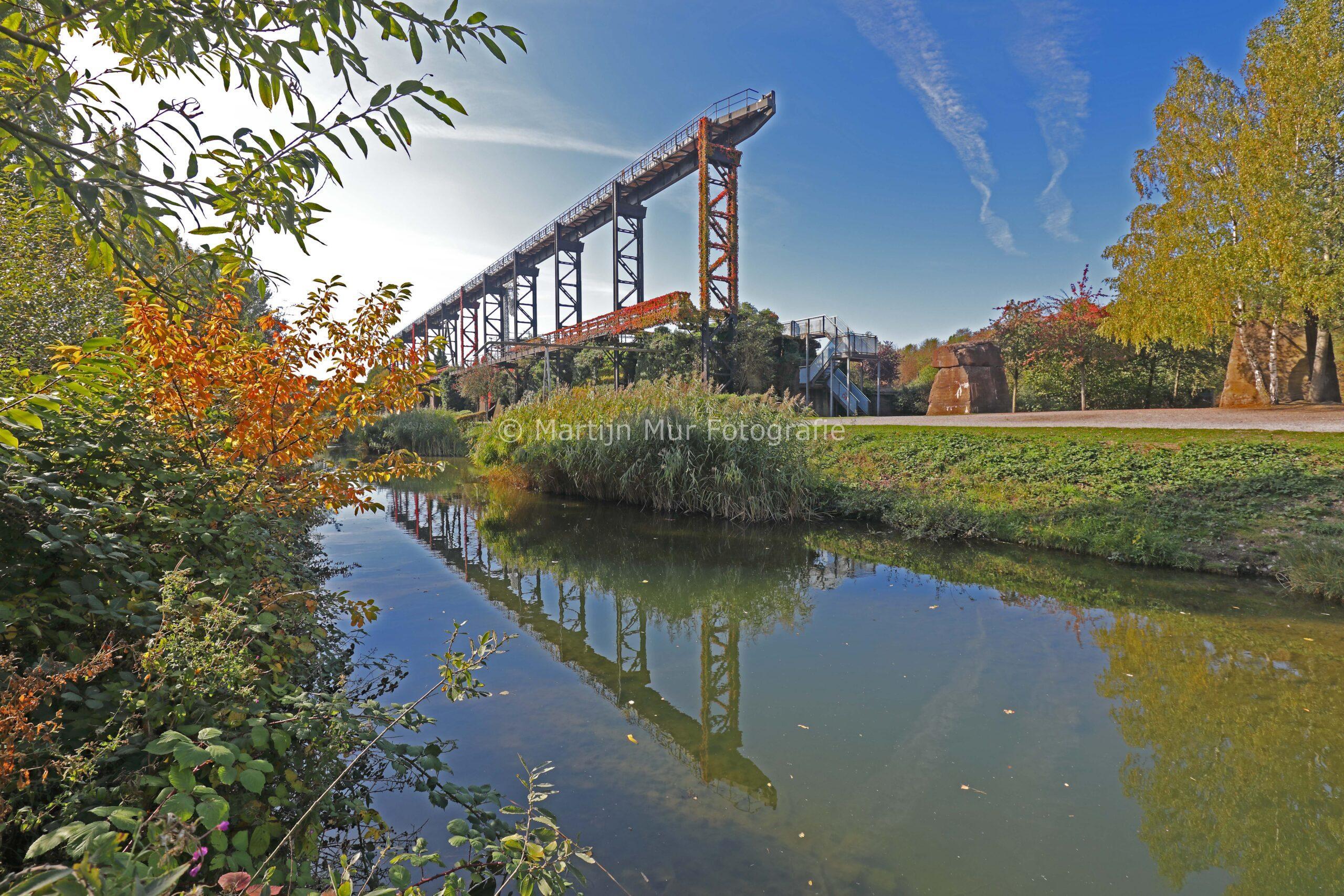 industriële fotografie, contrast, groen en staal, kunst te koop, foto's te koop