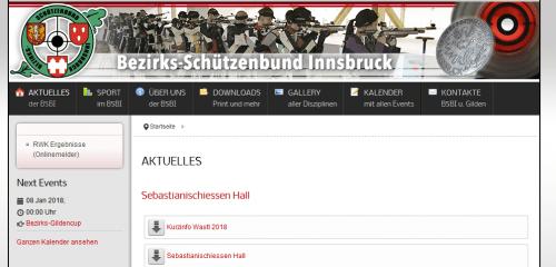 Bezirksschützenbund Innsbruck