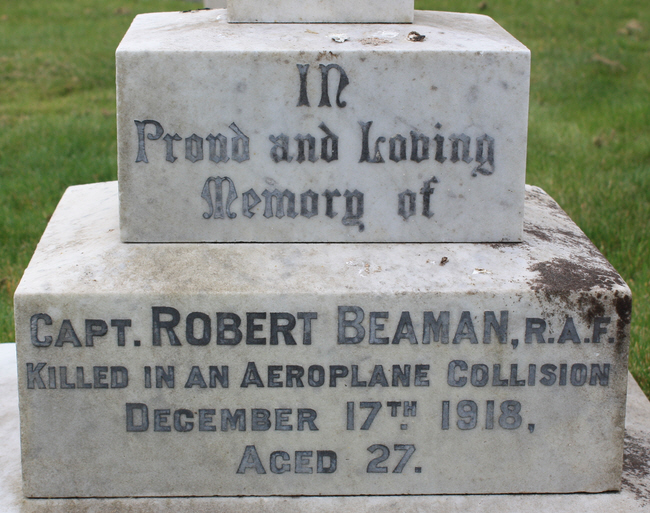Image result for Edgar Robert Hulme Beaman RAF
