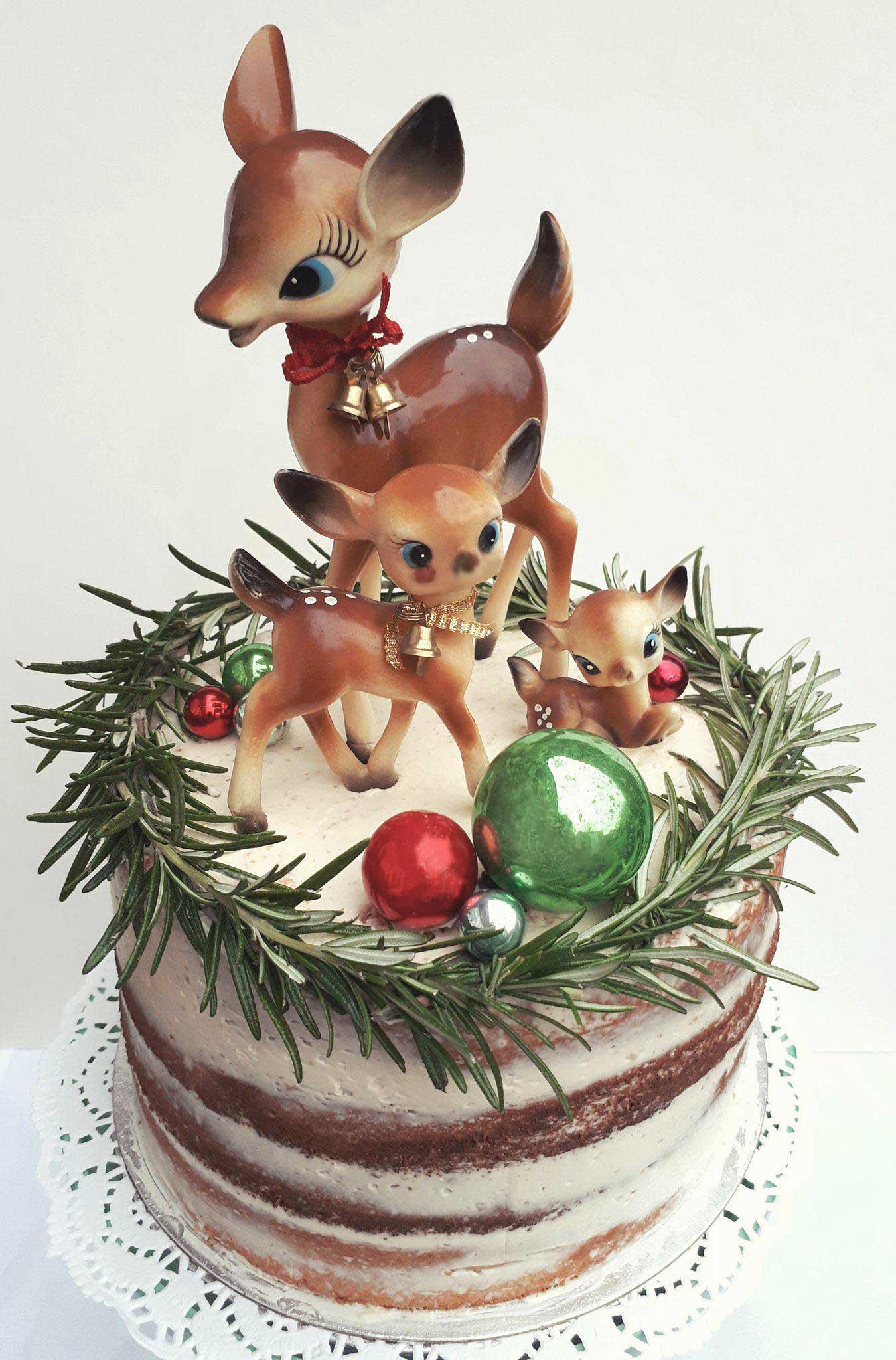 Merry Christmas Cake MartinaannMartinaann