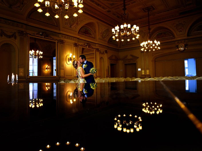 Intimate Wedding At Heidelberg Castle