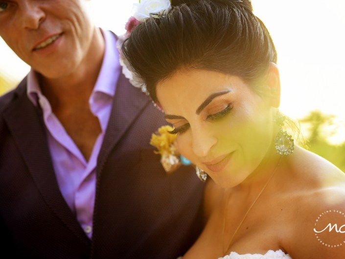 Sol Tamargo Wedding in Puerto Aventuras, Mexico by Martina Campolo Photography