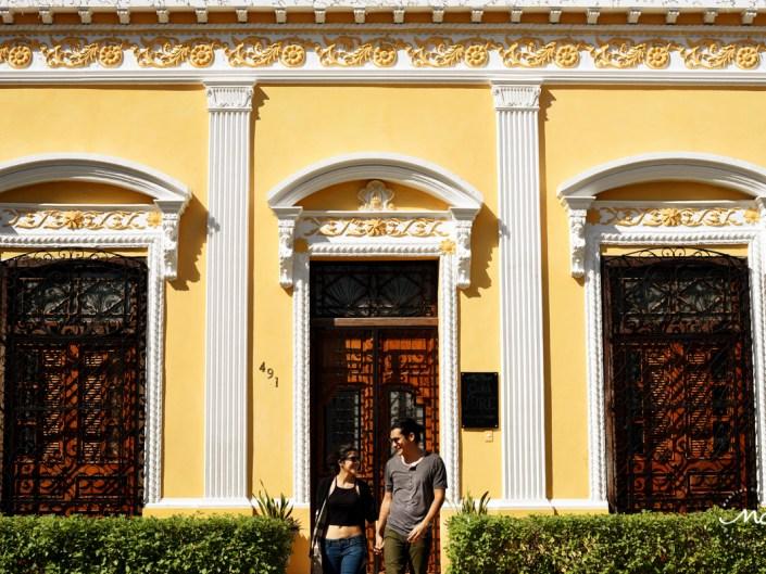 Merida Yucatan Engagement session by Martina Campolo Photography
