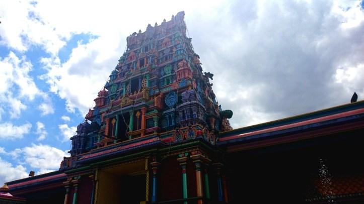 Hindu architecture in Nadi, Fiji