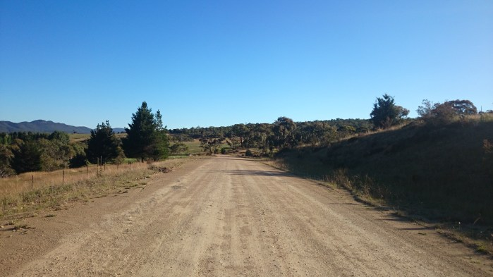 Roads around the Monaro
