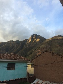 Beautiful views from Pisac