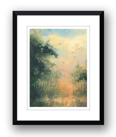 ReflectionsImage Size 150 x 204mmPrice £55