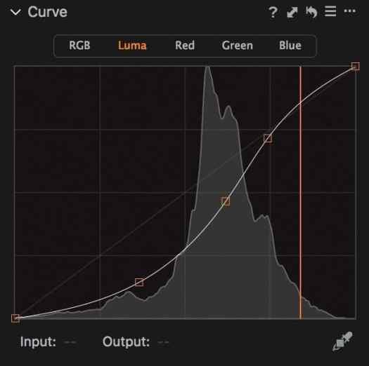Lluma Curve