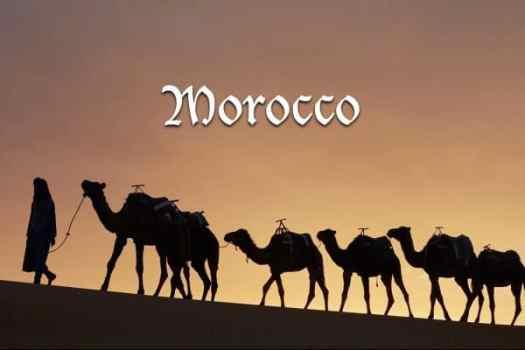 Morocco Video Screenshot