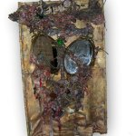 Sculpture, Mixed media Assemblage