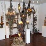 chandelier room