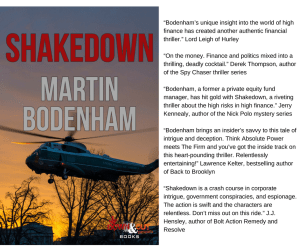 Early reviews – Shakedown