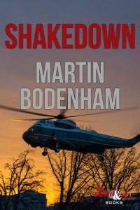 Cover for my latest novel – Shakedown