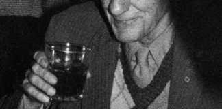William Seward Burroughs. Autor de la foto: Chuck Patch