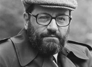 Umberto Eco. Autor de la foto: Bogaerts, Rob / Anefo