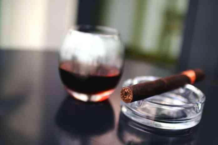 El Viejo Fumador, de Martin Cid