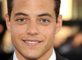 Rami Malek en el estreno mundial de Larry Crowne en Hollywood, California.. Fuente: Wikipedia. Autor: Sleepindaroof