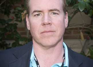Bret Easton Ellis. Fuente: Wikipedia. Autor: Mark Coggins
