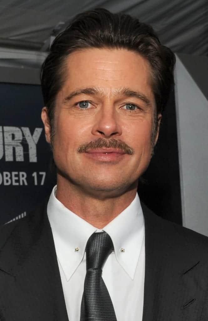 Brad Pitt. Fuente: flickr. Autor: DoD News Features