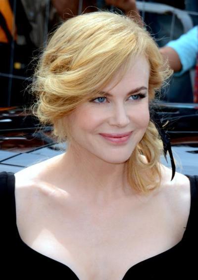 Nicole Kidman en el Festival de Cine de Cannes. Fuente: Wikiepdia. Autor: Georges Biard