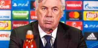 Carlo Ancelotti en el 2016. Fuente: soccer.ru. Autor: ???????? ????????