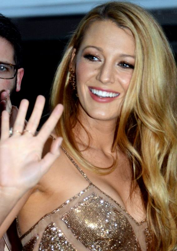 Blake Lively. Fuente: Wikipedia. Autor: Georges Biard