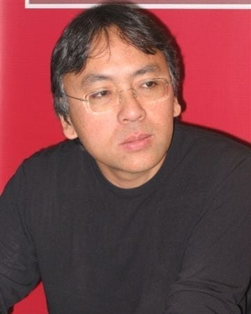 Kazuo Ishiguro. Autor: Mariusz Kubik