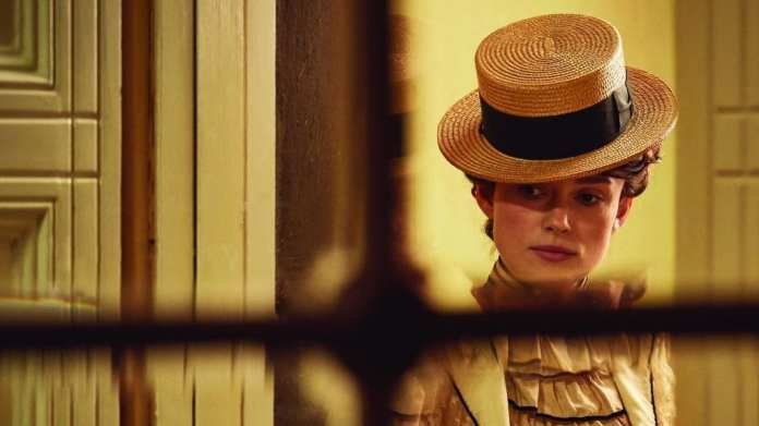 """Image from the movie """"Colette"""""""