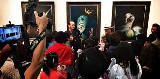 August Vilella: el pintor de la aureola onírica y el lenguaje mágico que invita a reflexionar al espectador