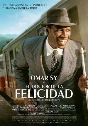 "Poster for the movie ""El doctor de la felicidad"""