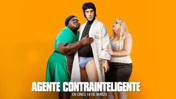 "Image from the movie ""Agente contrainteligente"""