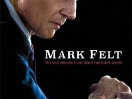 "Poster for the movie ""Mark Felt: El Informante"""