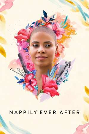 "Poster for the movie ""Nappily Ever After"""