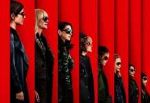 """Poster for the movie """"Ocean's 8"""""""