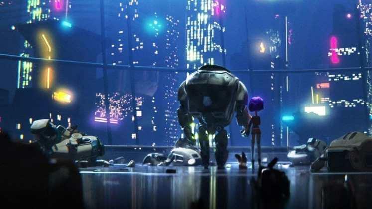 """Image from the movie """"La nueva generación"""""""