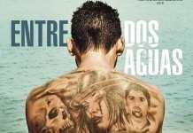 """Poster for the movie """"Entre dos aguas"""""""