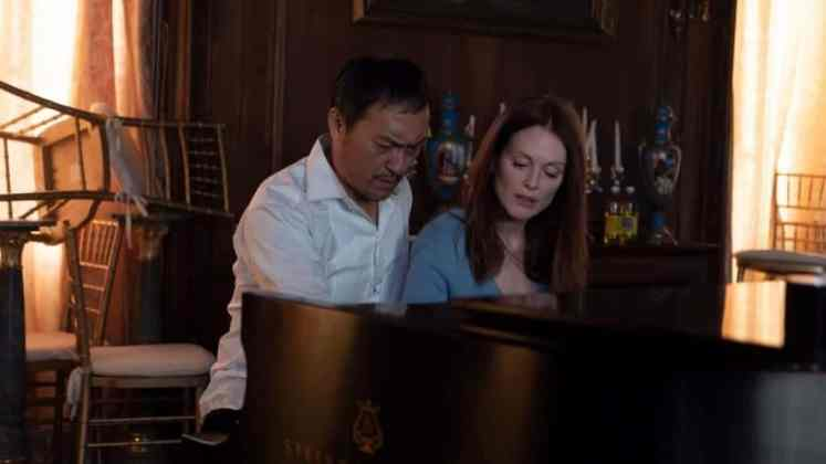 """Image from the movie """"Bel Canto"""""""
