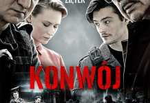 "Poster for the movie ""Konwój"""