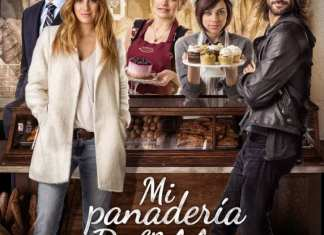 "Poster for the movie ""Mi panadería en Brooklyn"""