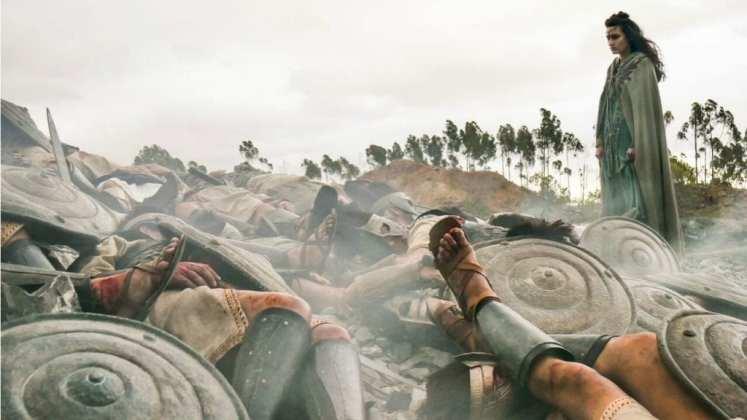 "Image from the movie ""Sansón"""