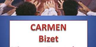 Mañana viernes, proyección de 'Carmen' de Bizet, en El Pósito