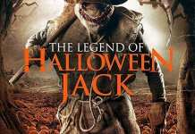 "Póster de la Película ""The Legend of Halloween Jack"""