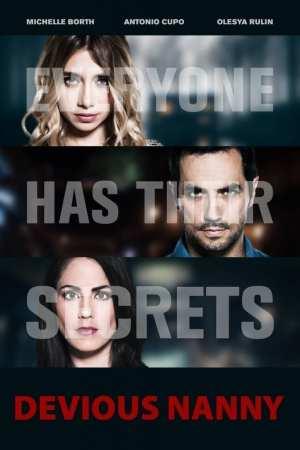 """Poster for the movie """"El secreto de la niñera"""""""
