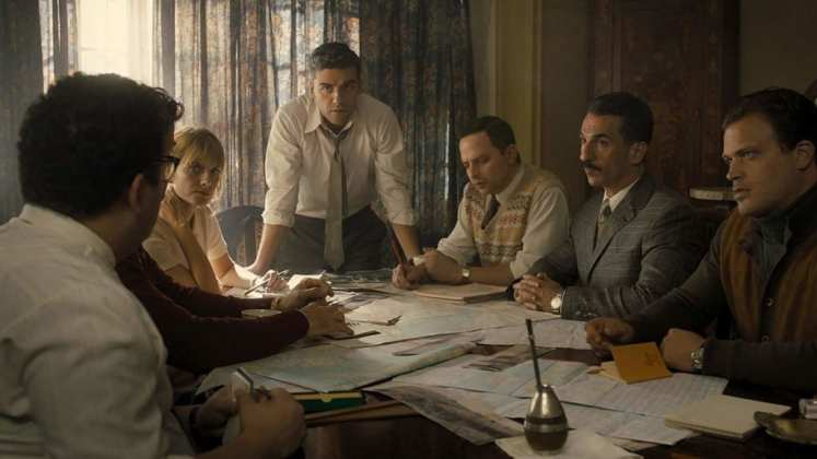 "Image from the movie ""Operation Finale"""