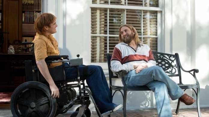 """Image from the movie """"No te preocupes, no llegará lejos a pie"""""""